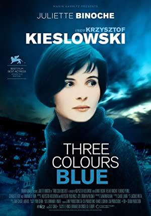 Drei Farben - Blau