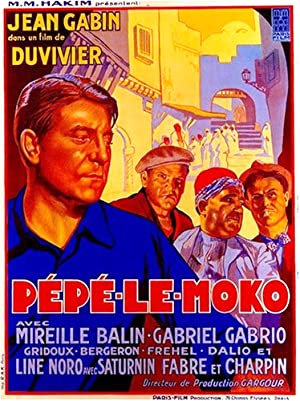 Pepe le Moko - Im Dunkel von Algier