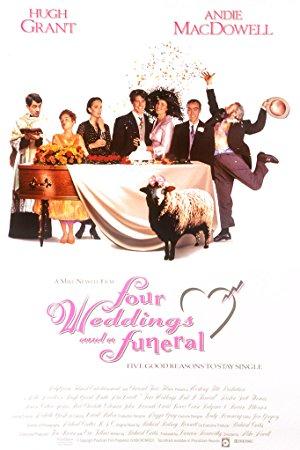 Cover: Vier Hochzeiten und ein Todesfall