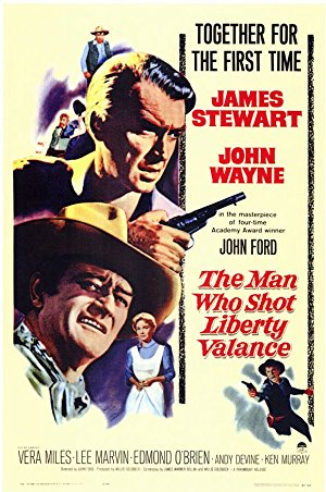 Cover: Der Mann, der Liberty Valance erschoss