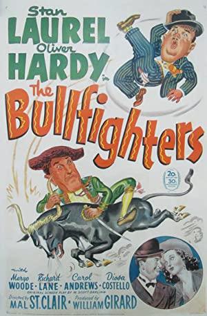 Dick und Doof - Die Stierkämpfer