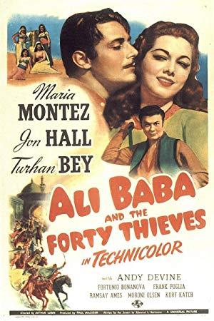 Ali Baba und die vierzig Räuber
