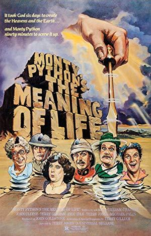 Cover: Monty Python's - Der Sinn des Lebens