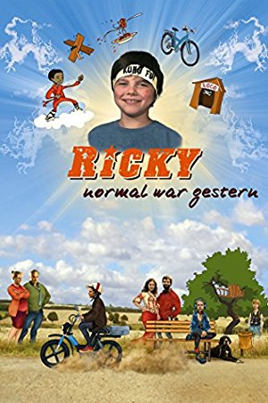 Cover: Ricky - normal war gestern