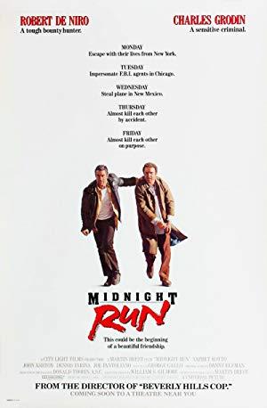 Cover: Midnight Run - 5 Tage bis Mitternacht