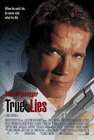 Cover: True Lies - Wahre Lügen