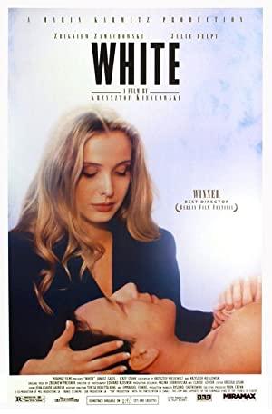 Drei Farben - Weiß