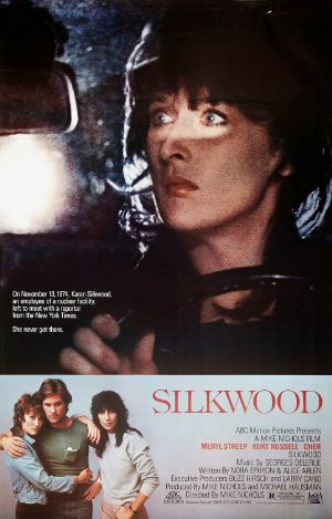 Cover: Silkwood
