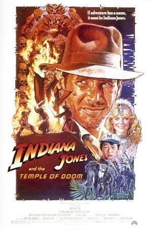 Cover: Indiana Jones und der Tempel des Todes