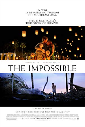 Cover: The Impossible