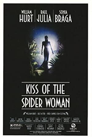 Kuß der Spinnenfrau