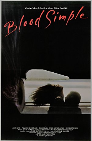 Cover: Blood Simple - Eine mörderische Nacht