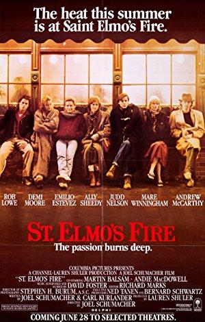 Cover: St. Elmo's Fire