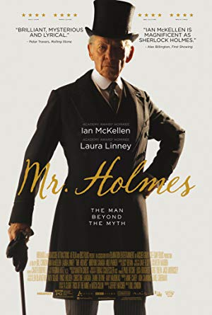 Cover: Mr. Holmes