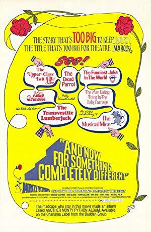 Cover: Monty Python's wunderbare Welt der Schwerkraft