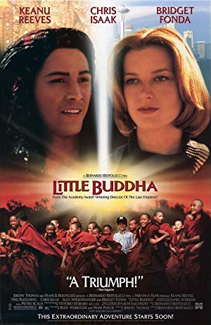 Cover: Little Buddha