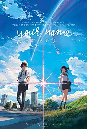 Cover: Your Name. - Gestern, heute und für immer