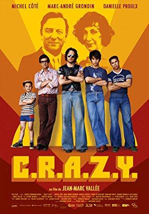 Cover: C.R.A.Z.Y. - Verrücktes Leben