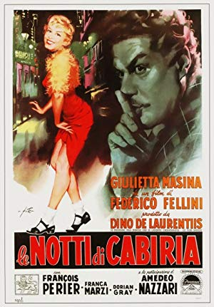 Cover: Die Nächte der Cabiria