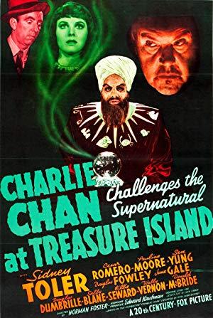 Charlie Chan auf der Schatzinsel