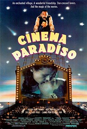 Cover: Cinema Paradiso