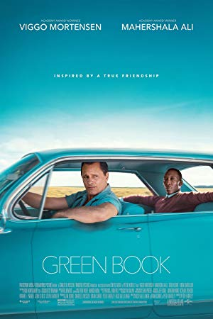 Cover: Green Book - Eine besondere Freundschaft