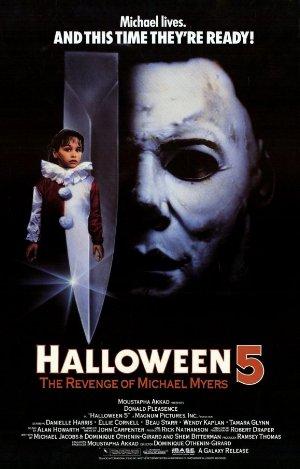 Die Rache des Michael Myers - Halloween 5