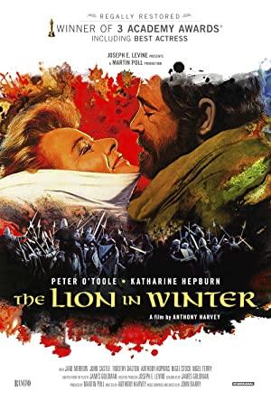Der Löwe im Winter