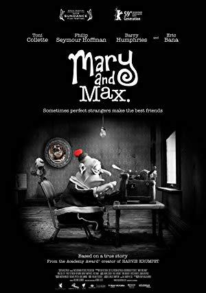 Cover: Mary & Max oder Schrumpfen Schafe wenn es regnet?