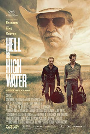 Cover: Hell or High Water
