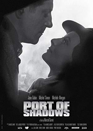 Cover: Hafen im Nebel