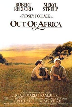 Cover: Jenseits von Afrika