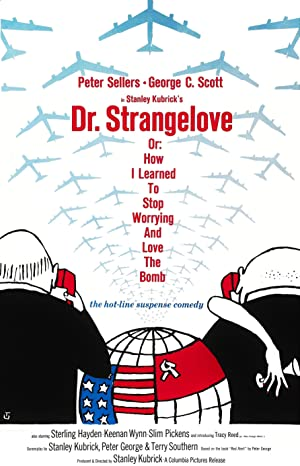 Dr. Seltsam oder: Wie ich lernte, die Bombe zu lieben